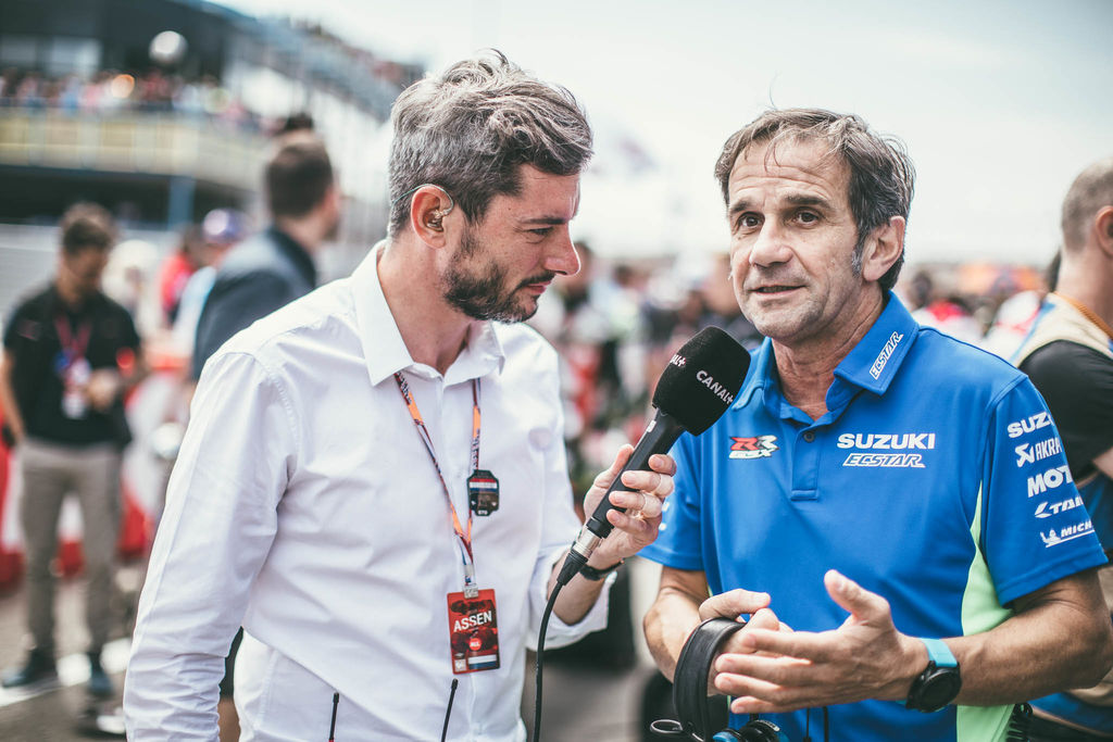 Davide, what does a track like Assen mean to Suzuki?