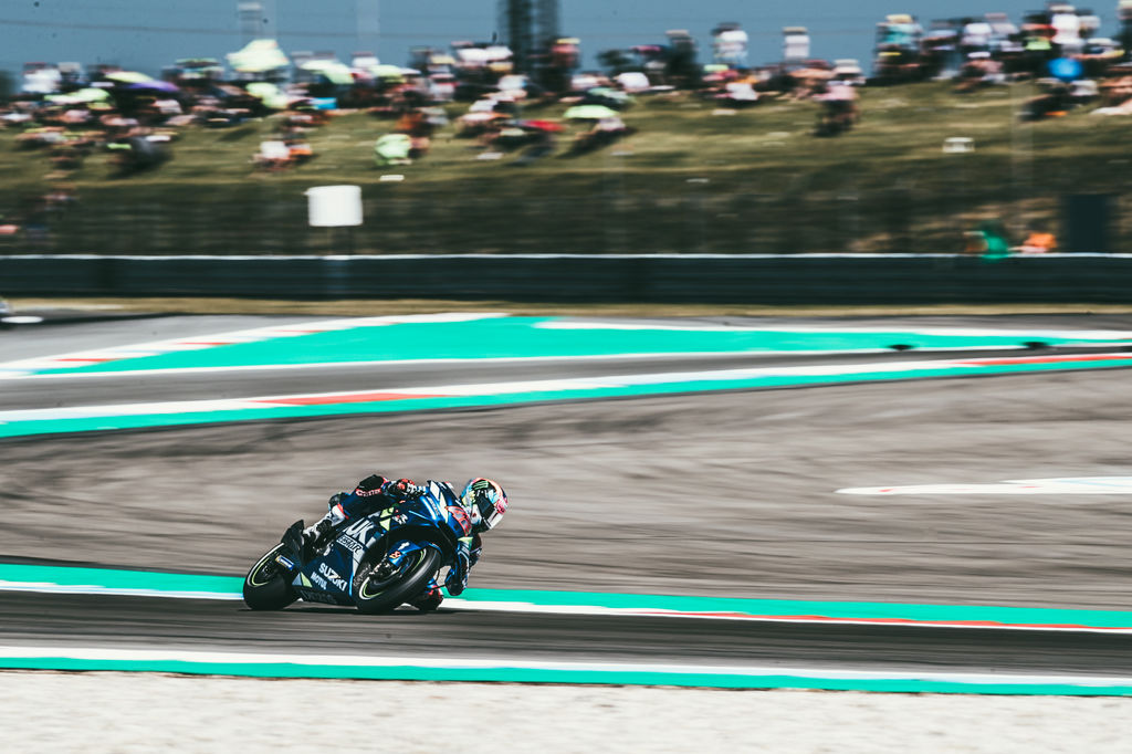 How much of the MotoGP machine flows into the production models?