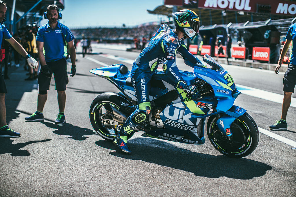 Davide Brivio: 'We have sophisticated technology and coach our riders!