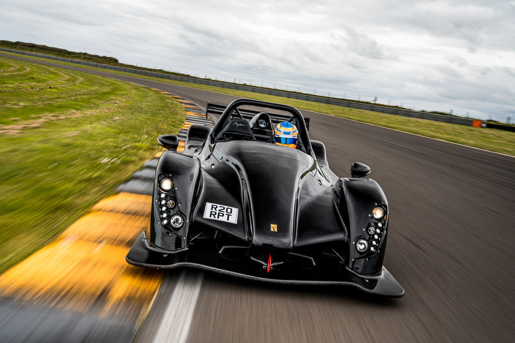 Radical's new Rapture sets the pace at the Goodwood Festival of Speed