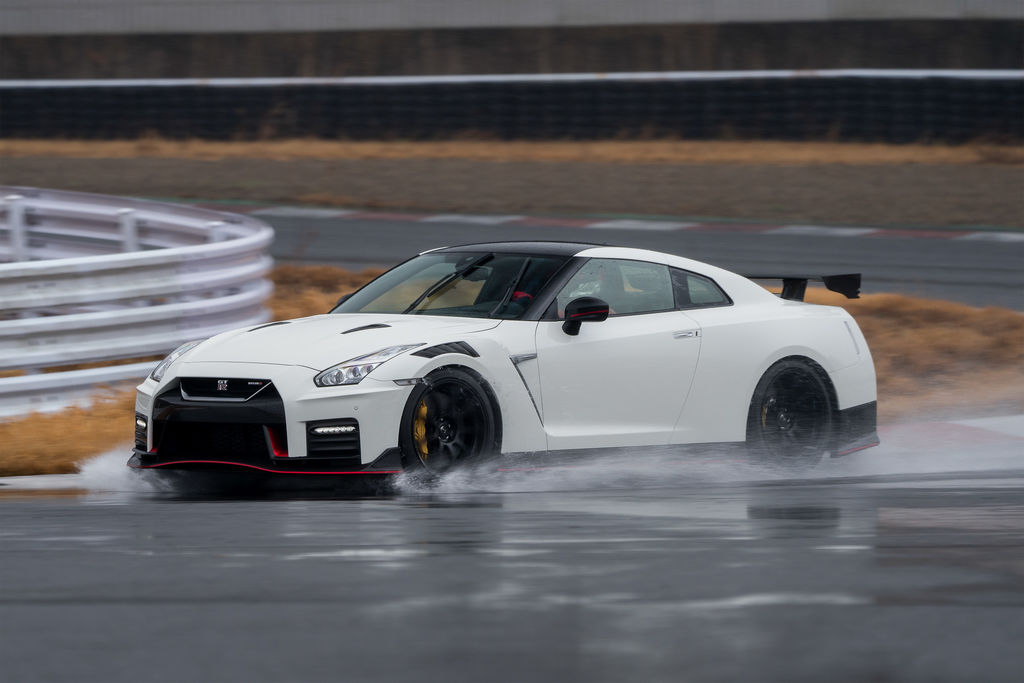 The new 2020 Nissan GT-R Nismo steps it up a notch, proudly lubricated by Motul!