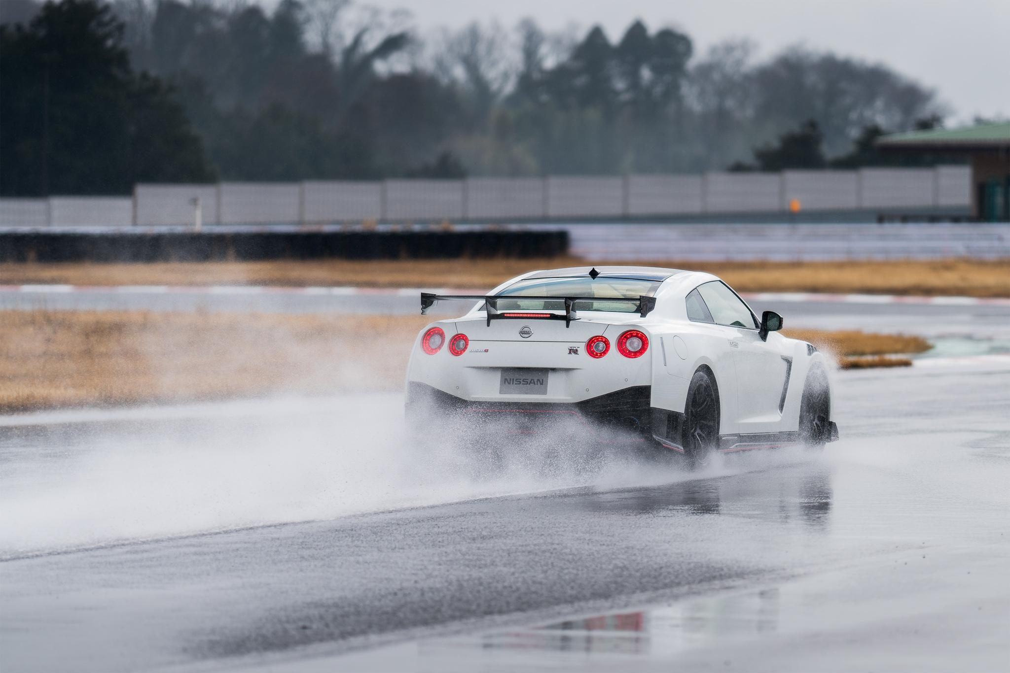 A thorough aerodynamic upgrade