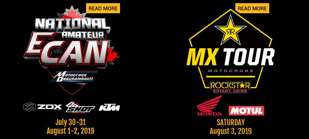 Motul Partners With Motocross Deschambault