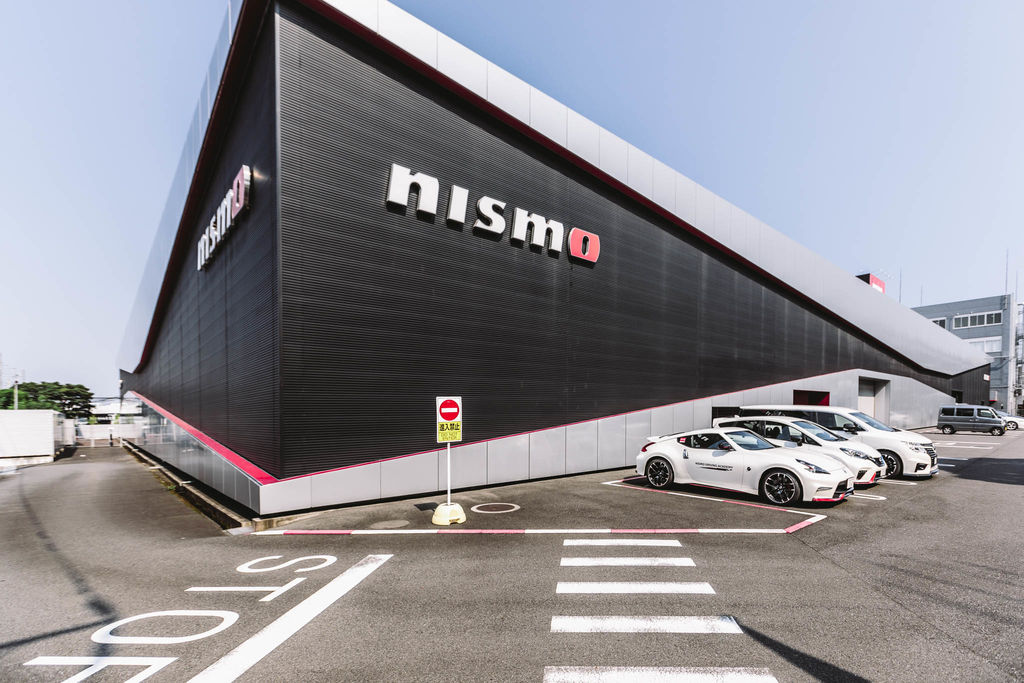 The Omori factory is Nismo's beating heart