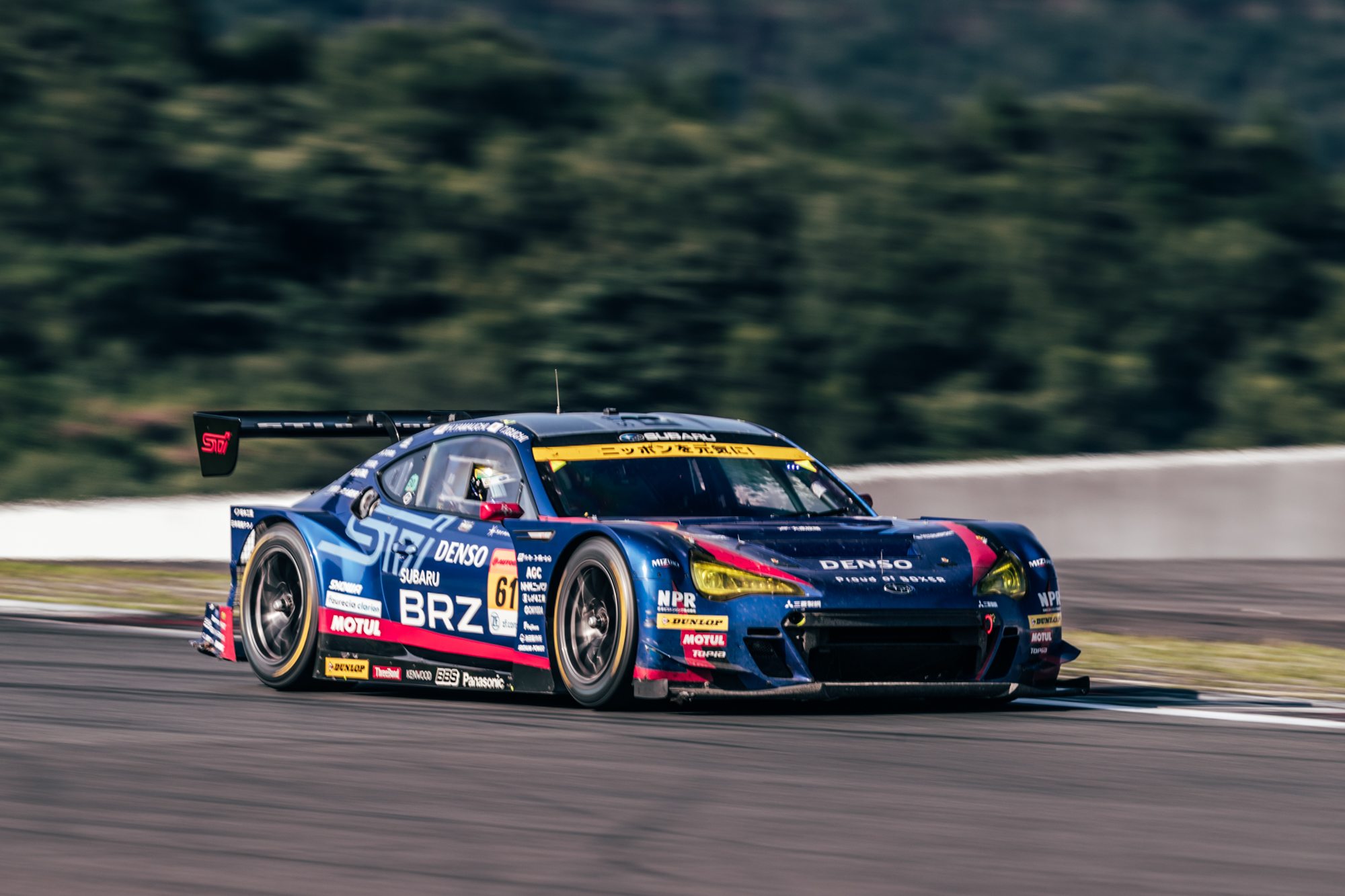 STI, and with-it Subaru, has a strong background in motorsport. What is the impact of motorsport on the brand and how relevant is that link today?