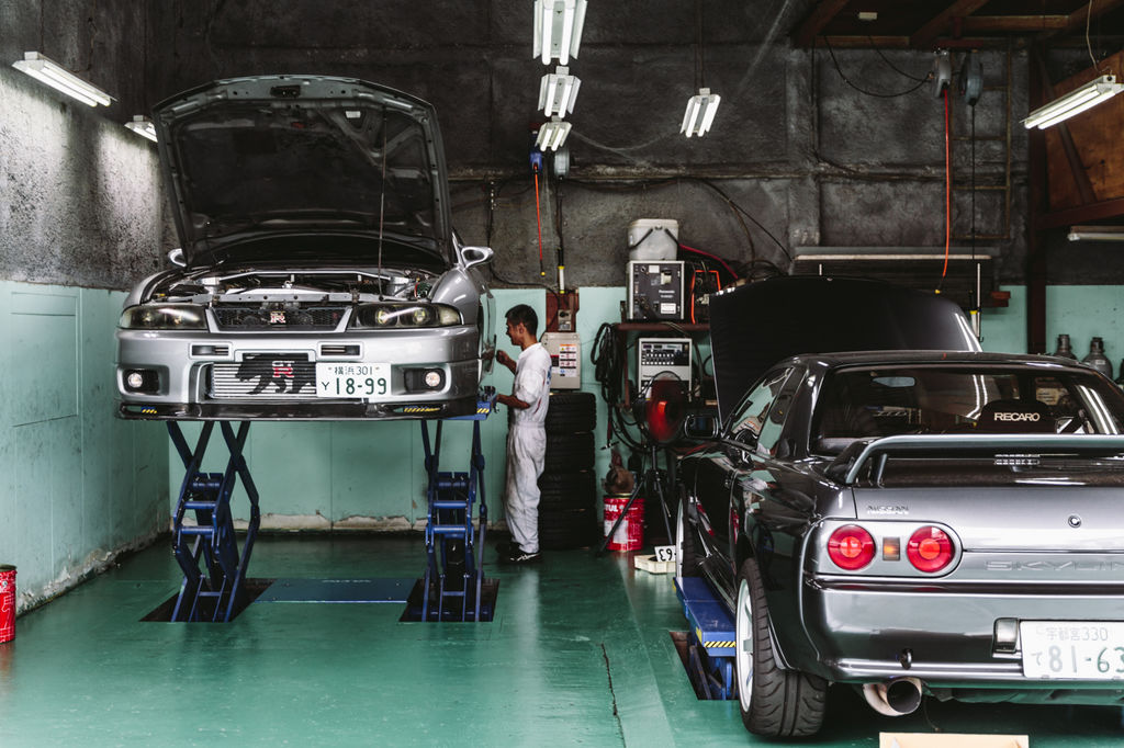 Midori Seibi: GT-R owners demand the highest standards