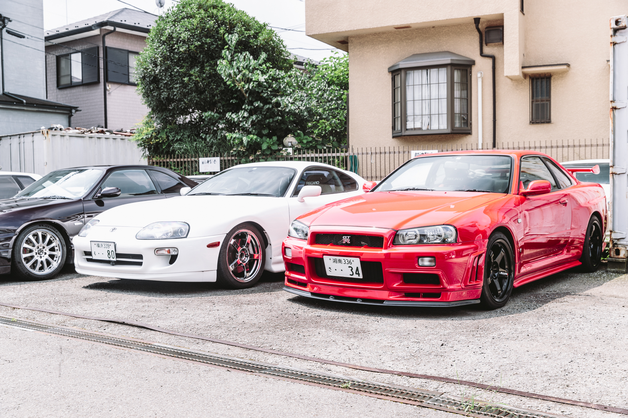 Do you consider it your mission to keep the culture that comes with the GT-R alive?