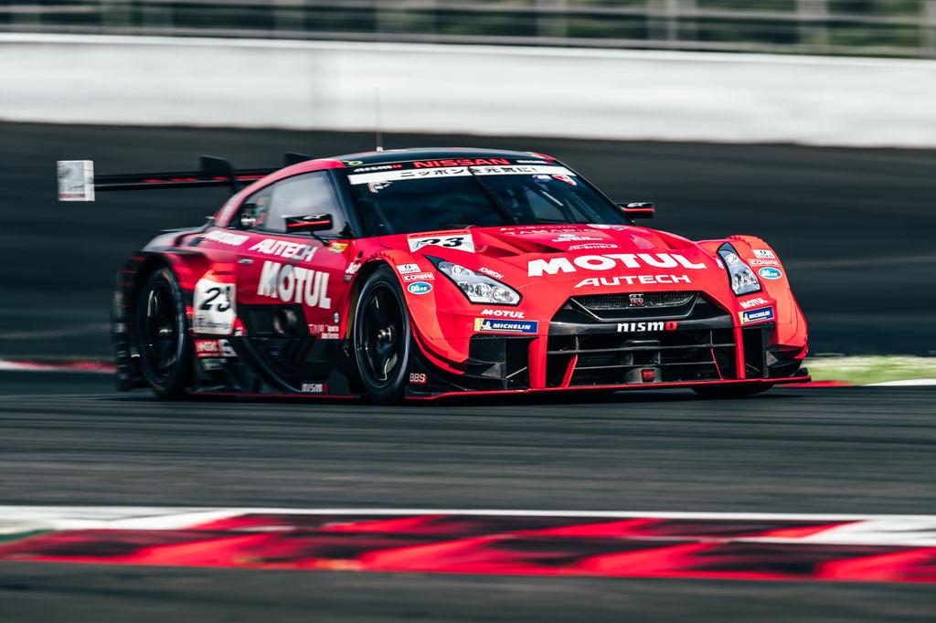 The Motul Autech GT-R, a true icon in the Super GT championship!