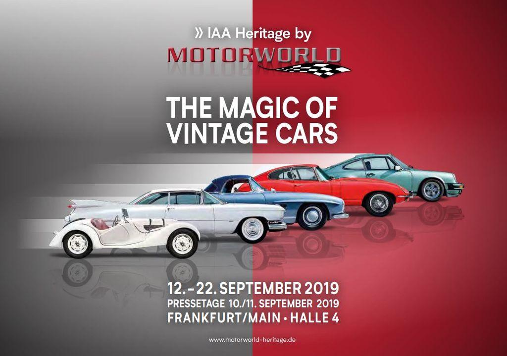Motul und Motorworld heritage