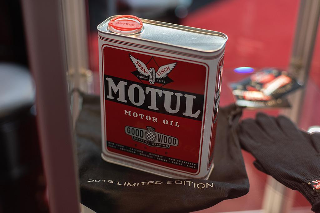 Motul presents Goodwood Revival