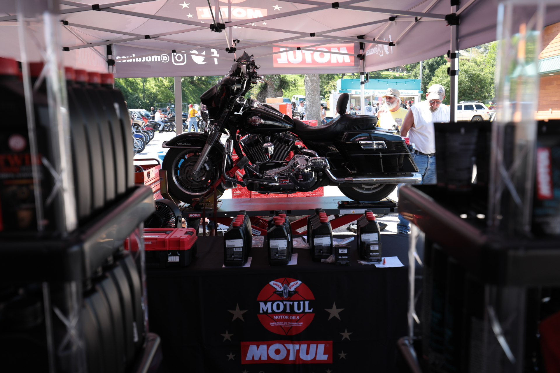 Why is the event so special for Motul?