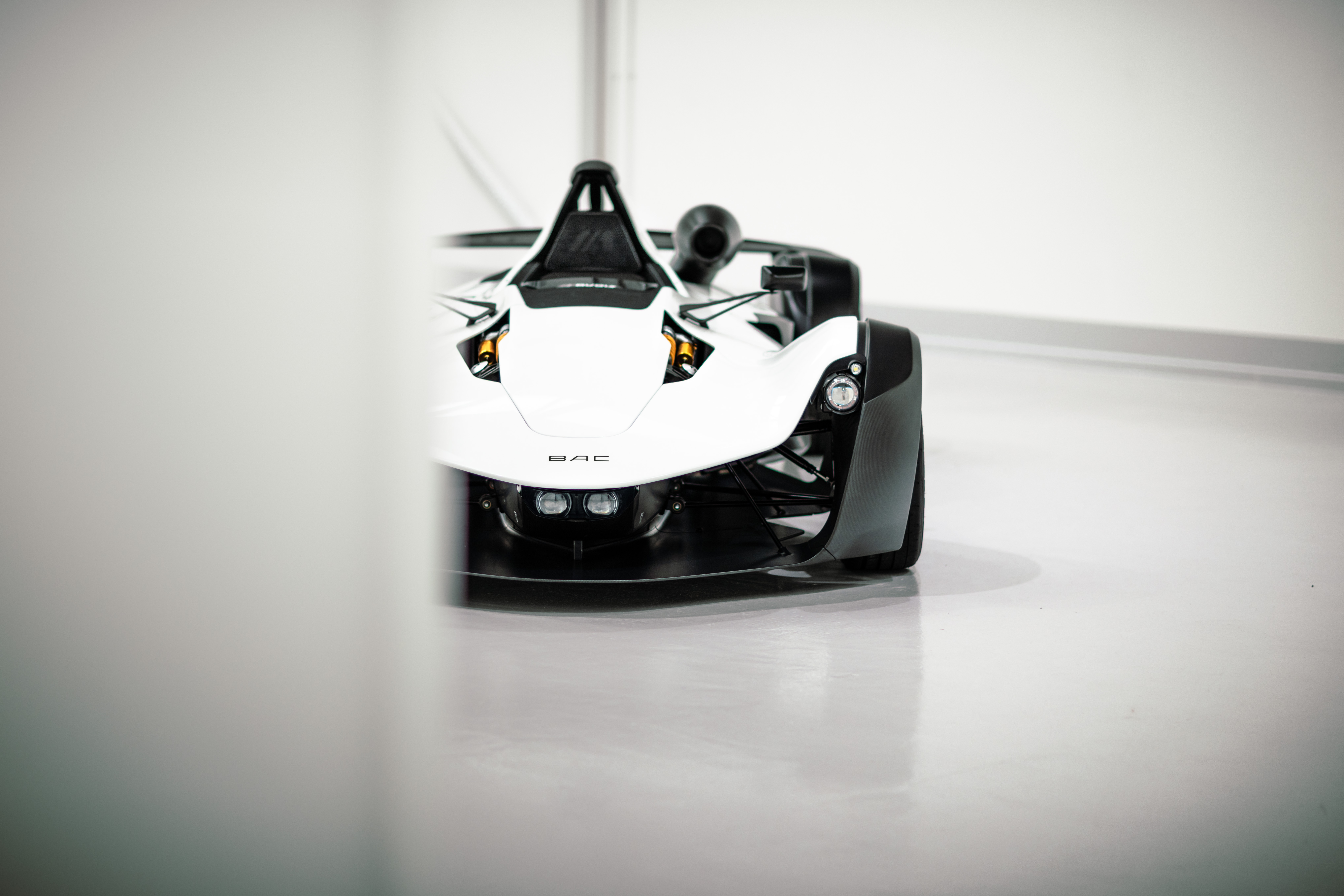 The BAC Mono R pushes the envelope even further