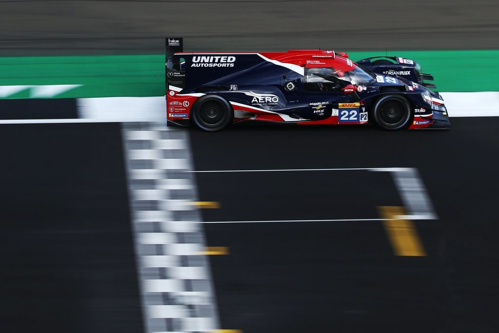 "United Autosports driver Filipe Albuquerque: ""I'm here to win"""