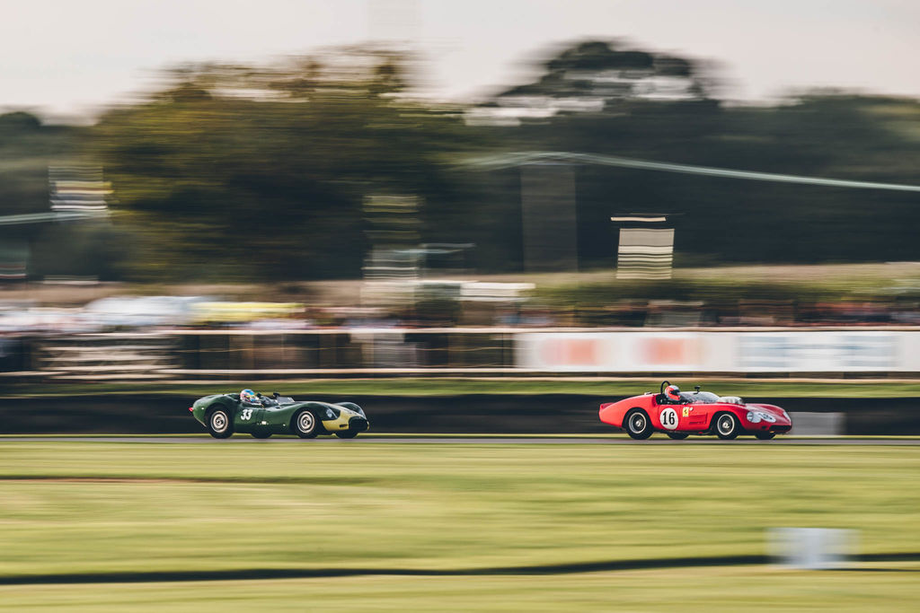 the golden age of racing