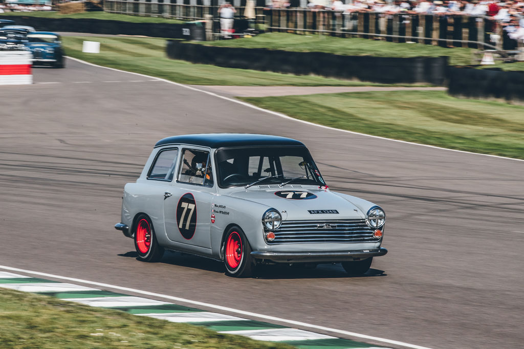 Nicolas, could you sum up your Goodwood Revival for us?