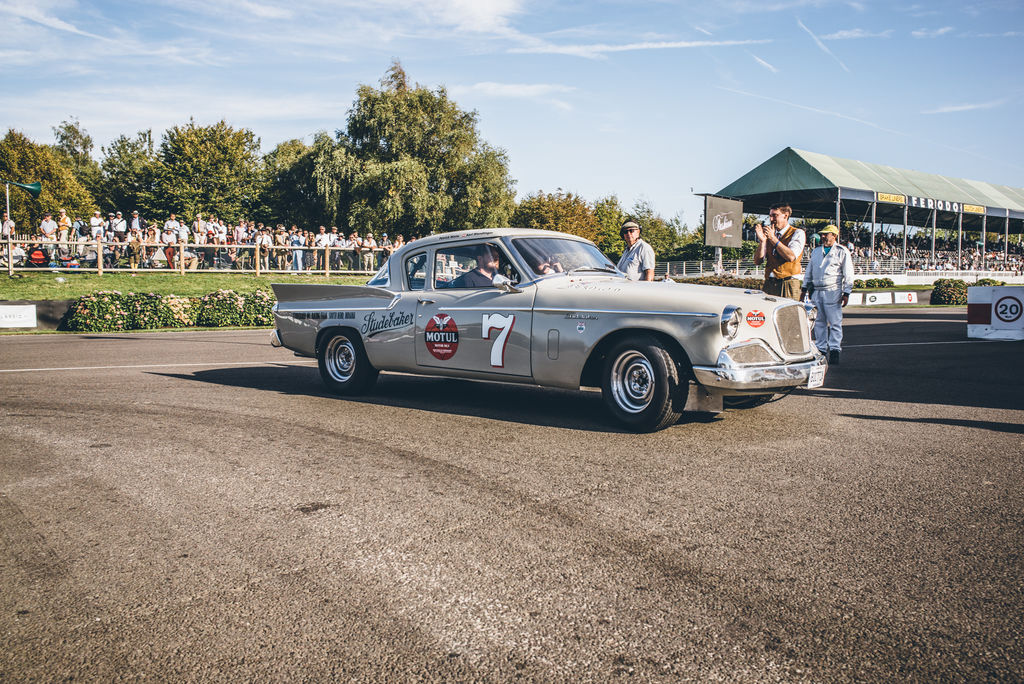 PATRICK WATTS: GOODWOOD IS HIGHLIGHT OF THE YEAR