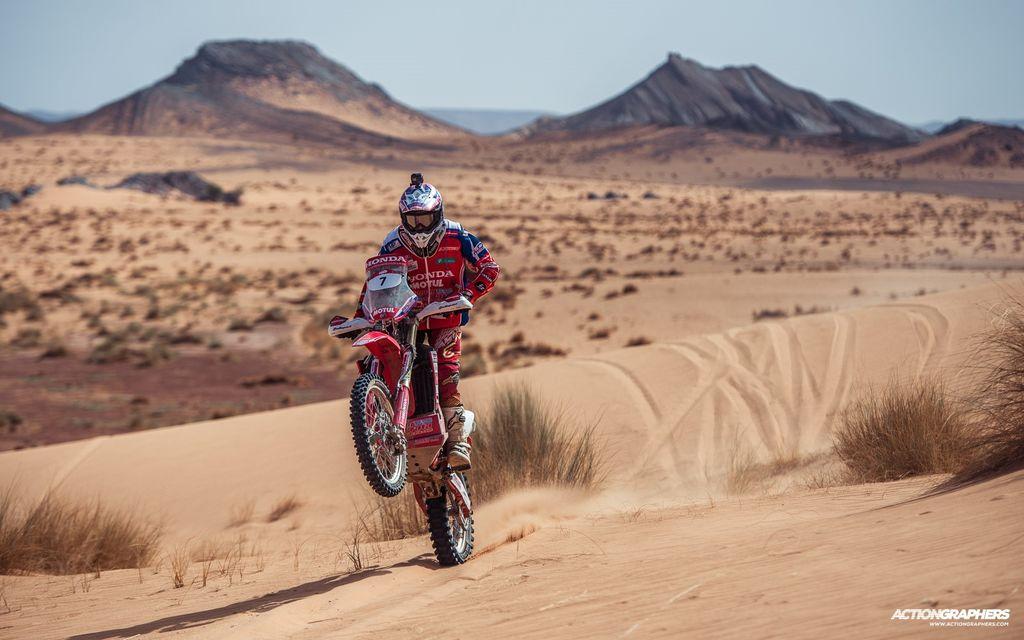 Pedro Bianchi Prata em 11º no Panafrica Rally