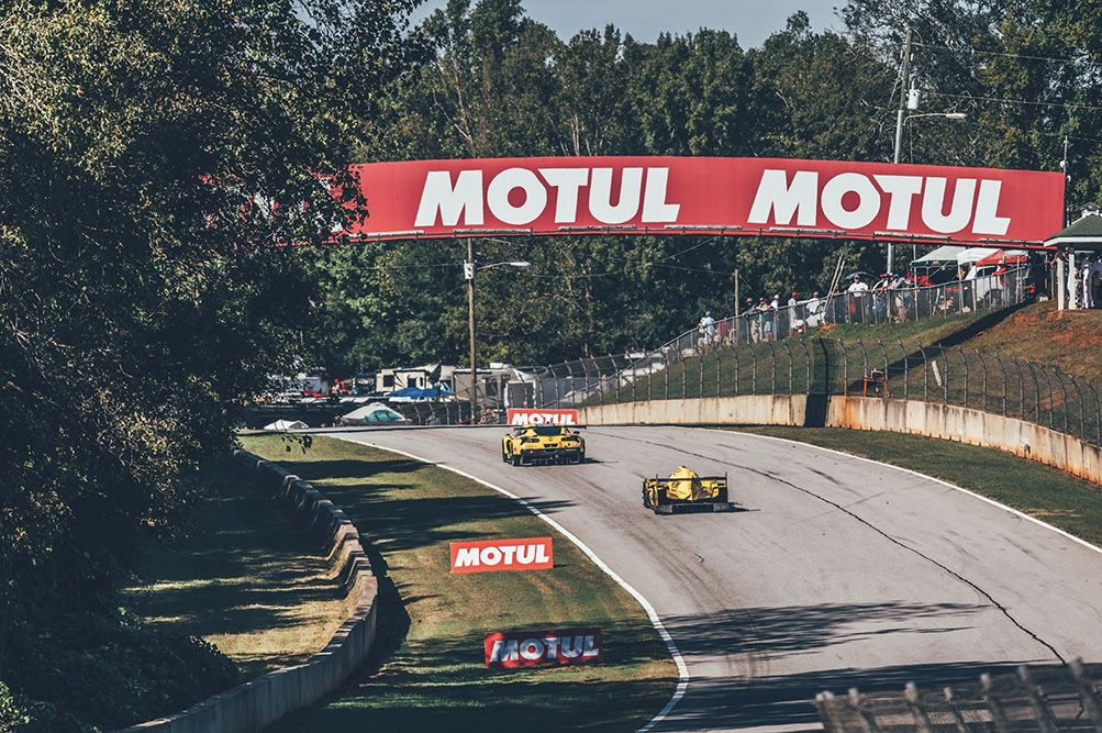 MOTUL PETIT LE MANS PROMISES AMAZING END TO IMSA SPORTSCAR SEASON!