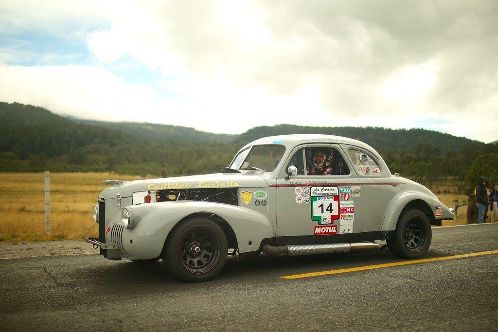 Motul presenta La Carrera Panamericana