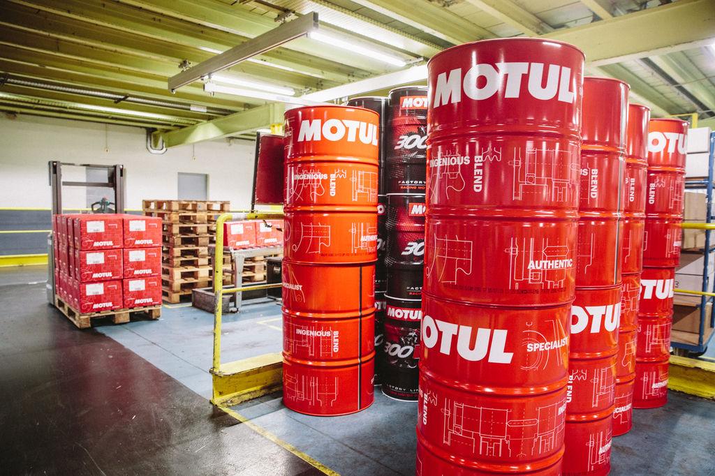 Inside the Motul Factory – a unique glimpse behind the scenes!