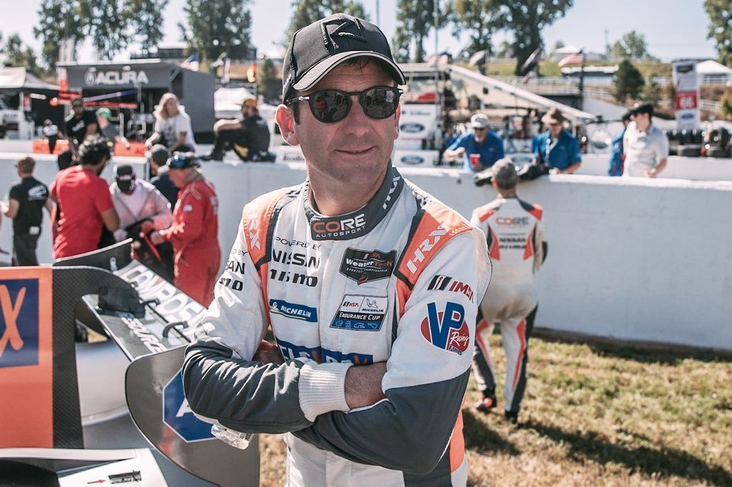 Five Questions for Romain Dumas, the driver who's done it all!