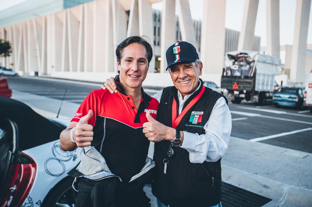Eduardo Leon, The Carrera is the people's race!