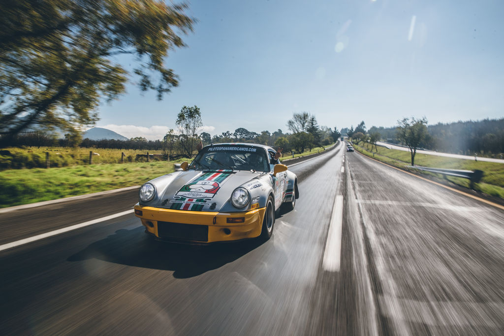 The best of La Carrera Panamericana 2019 in pictures