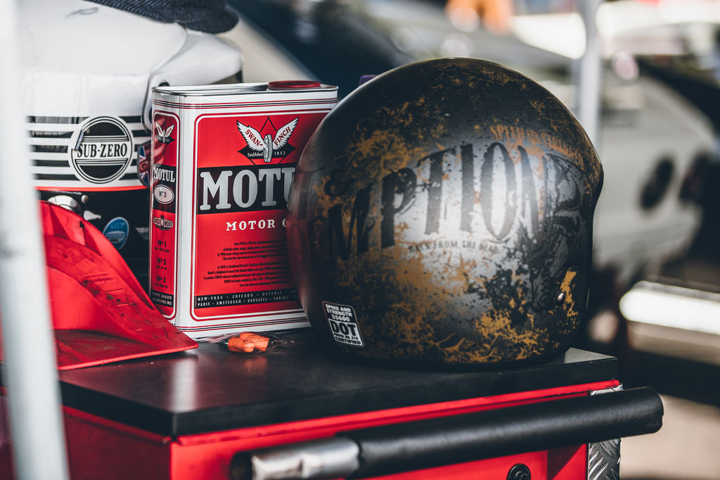 Why Goodwood Revival and Motul are the perfect partners
