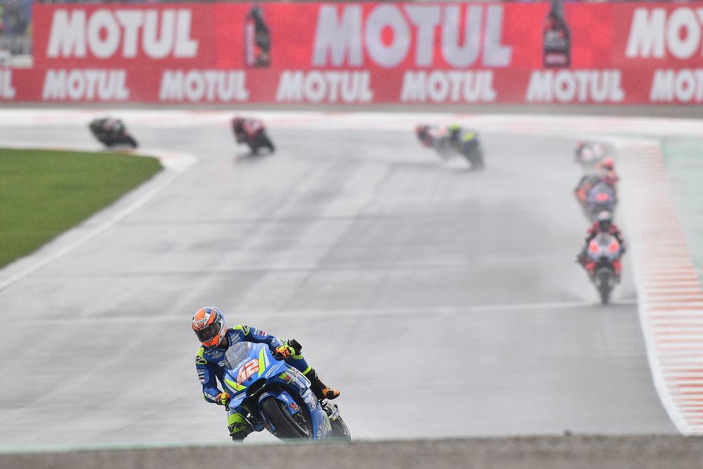 MotoGP выходит на финишную прямую на Гран-При Motul в Валенсии.