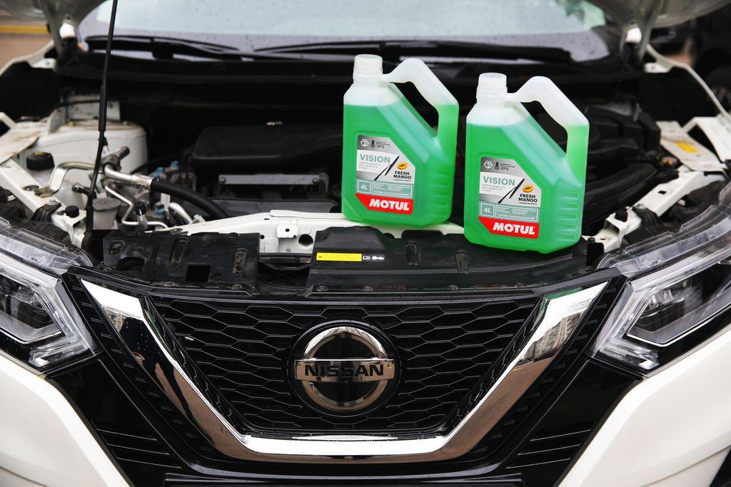 Motul стал официальным поставщиком Nissan Manufacturing Rus по незамерзающей жидкости