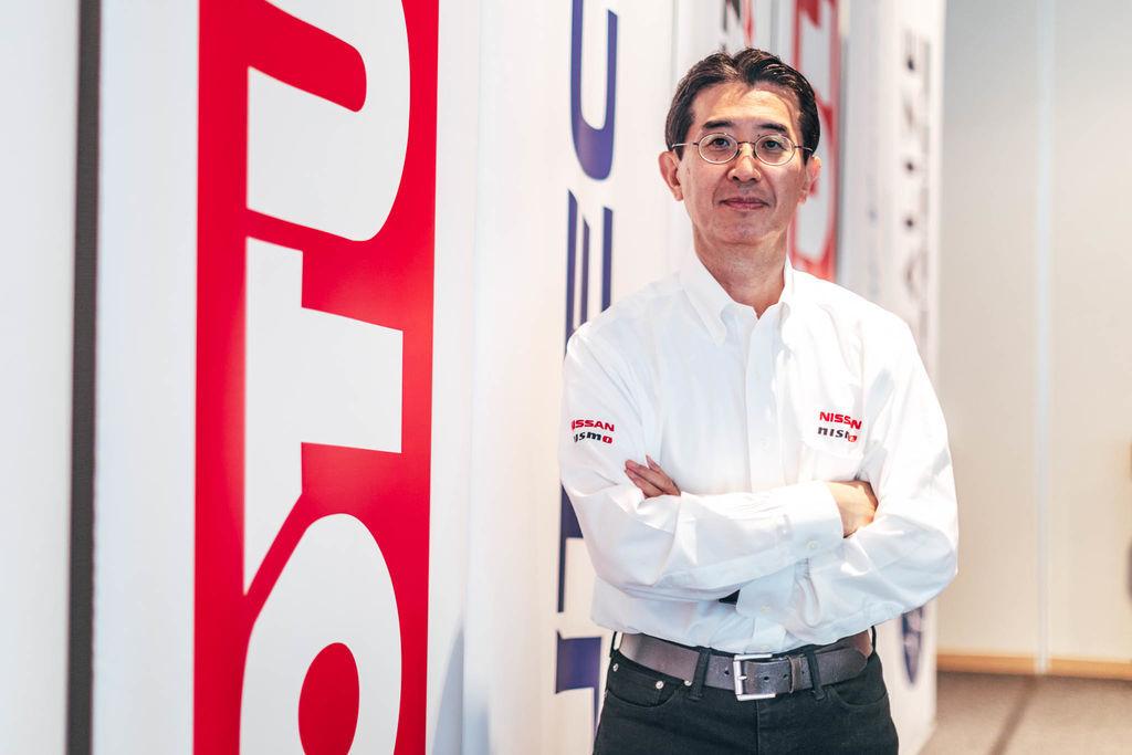 Исполнительный директор Nismo, Такао Катагири: «Наше партнерство с Motul гораздо глубже чем кажется со стороны.»