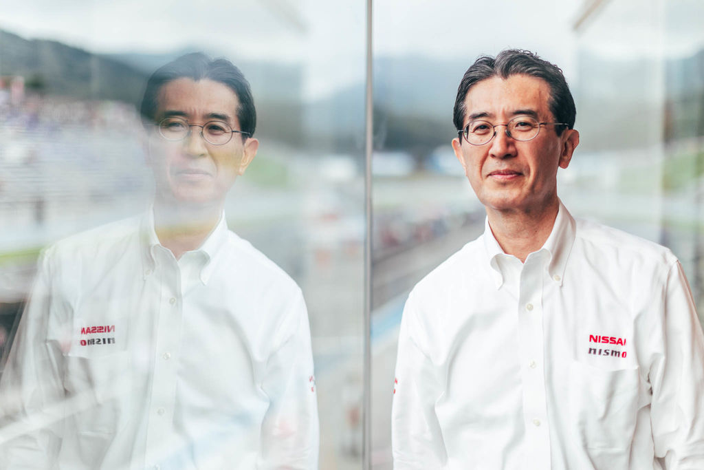 """NISMO CEO, TAKAO KATAGIRI: """"OUR PARTNERSHIP WITH MOTUL IS A LOT DEEPER THAN CAN BE SEEN FROM THE OUTSIDE"""""""