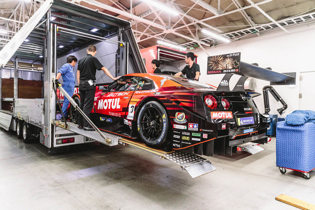 What's the dynamic of the partnership with Motul?