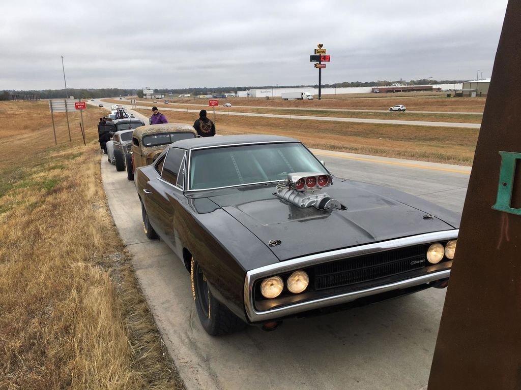 What's it like driving what is essentially a race car on the public road?