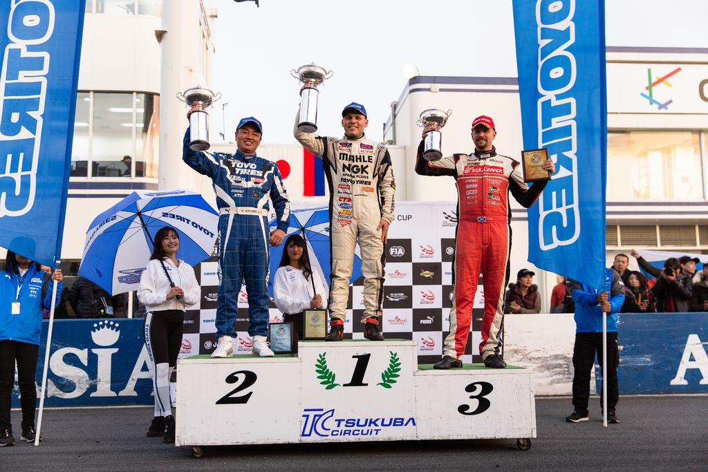 Георгий Чивчян — чемпион FIA IDC!
