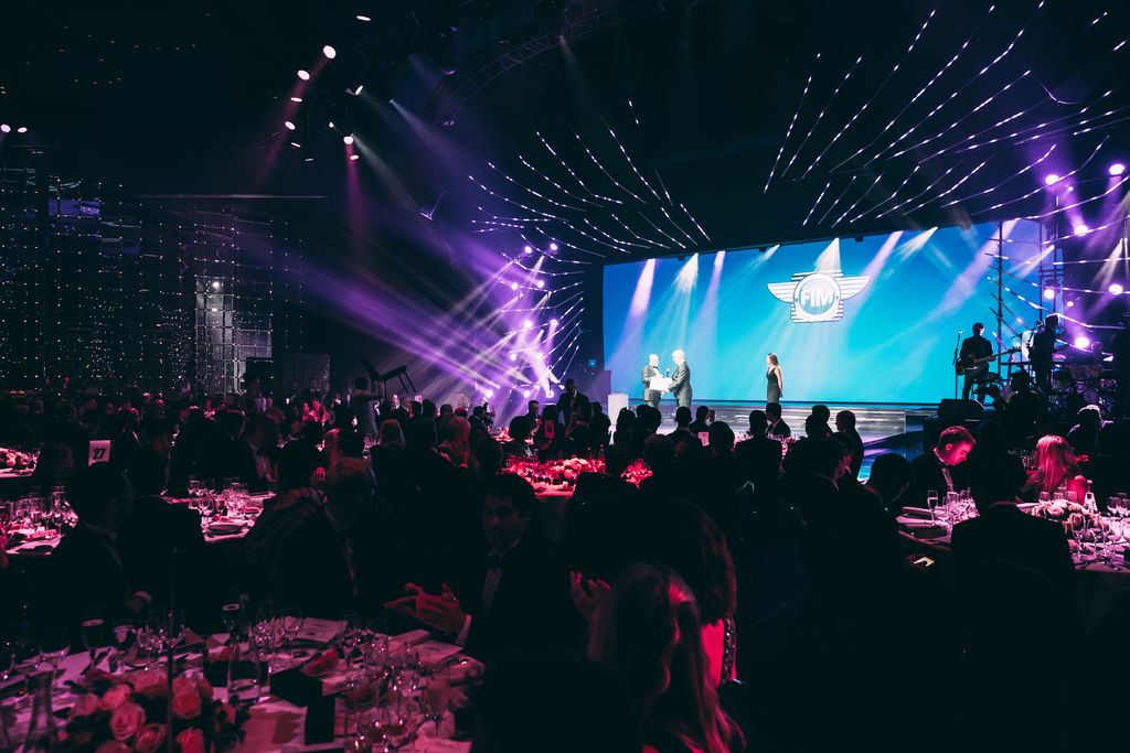 2019 FIM AWARDS: when world's best riders swap leathers for suits and bowties!