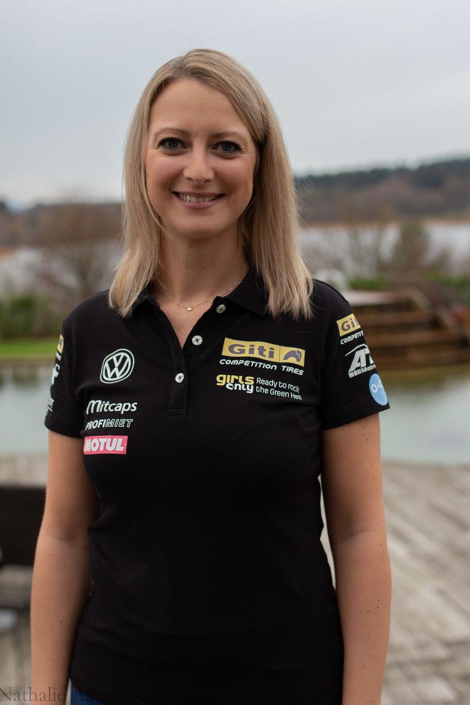 Teammanagerin Nicole Willems: