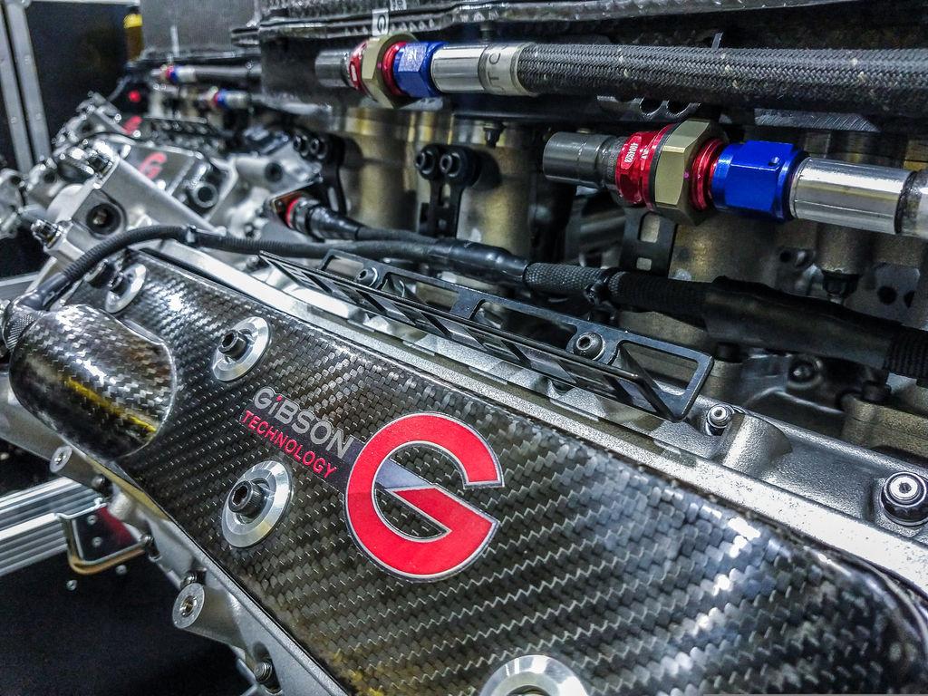 MOTUL and GIBSON Technology - 1,000,000 Racing Miles with Motul 300V