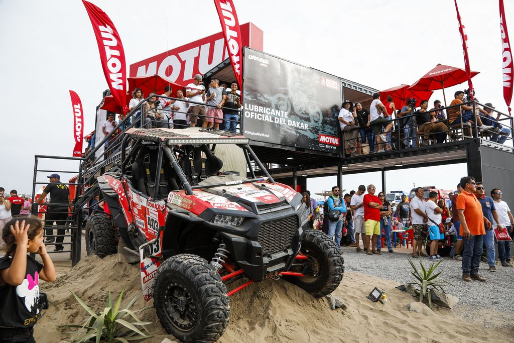 MOTUL TO PROVE ITS PRODUCTS IN THE MOST GRUELLING CONDITIONS AT DAKAR 2020