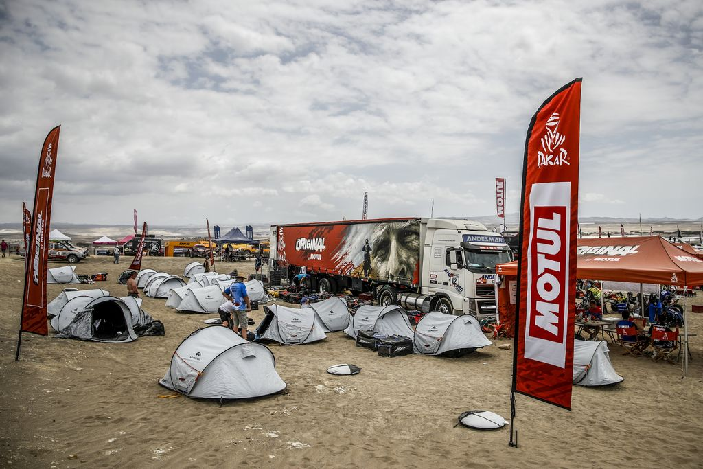 Cuatro pilotos españoles desafiarán al Dakar más duro en la categoría Original by Motul