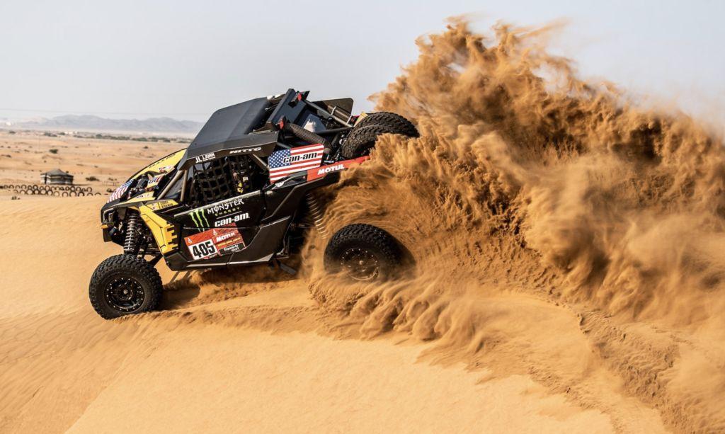 Motul stellt bei der Dakar 2020 erneut seine Produkte unter Beweis