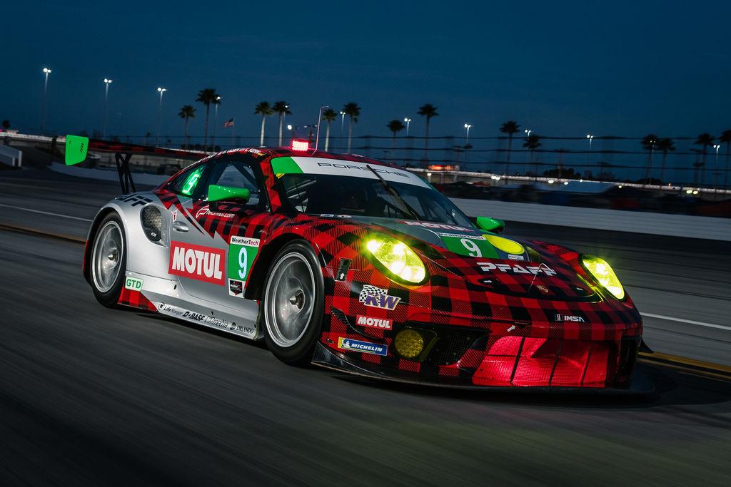 Pfaff Motorsports Completes Successful IMSA ROAR Test With New Driver Lineup