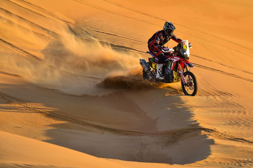MOTUL DEMONSTRATES A WINNING FORMULA AT DAKAR 2020.