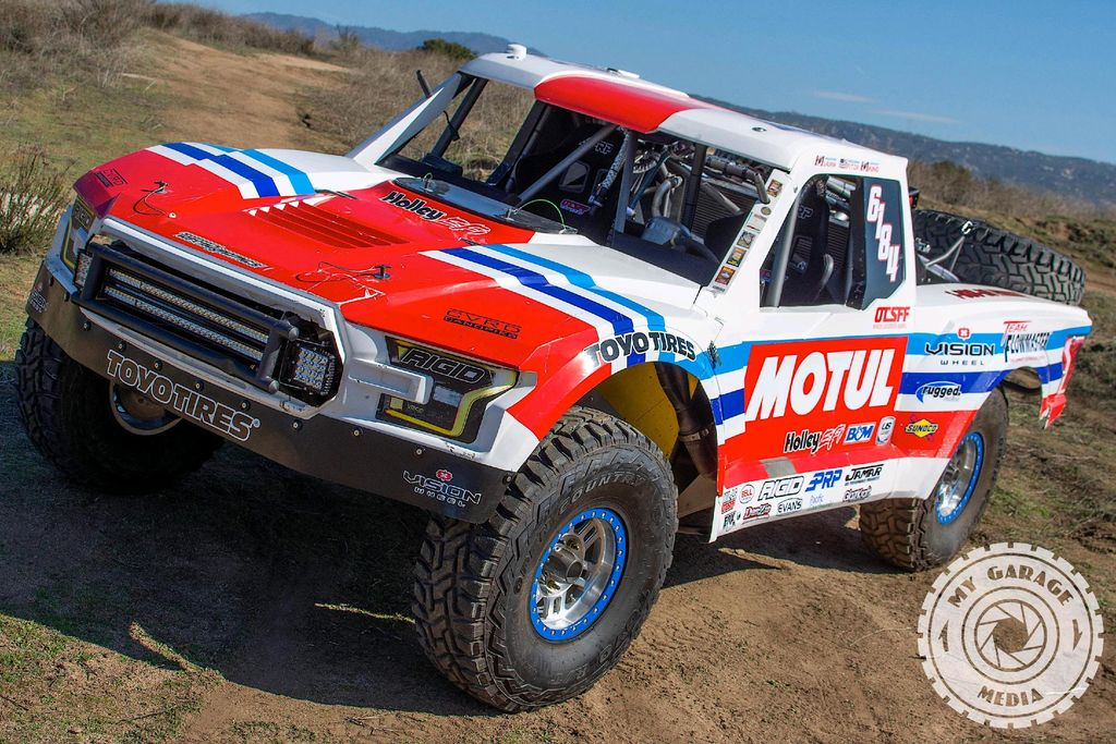 Team OTSFF/MOTUL, coming off a stellar 2019 Best in the Desert Racing Association season, is set to tackle another grueling off-road campaign with a totally rebuilt 6100 Spec Trophy Class truck.