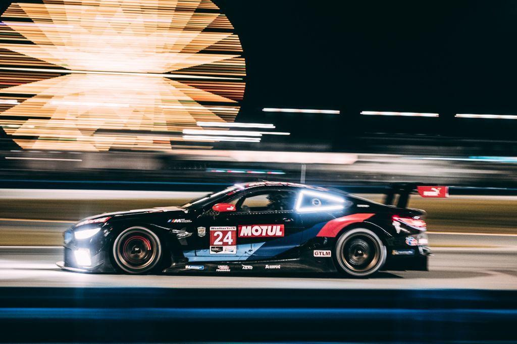 Первый триумф BMW и Motul в Дейтоне