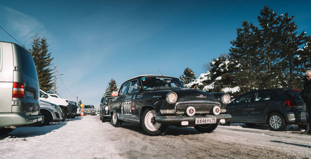 VolgaGAZRussiaна ралли Монте-Карло 2020 года