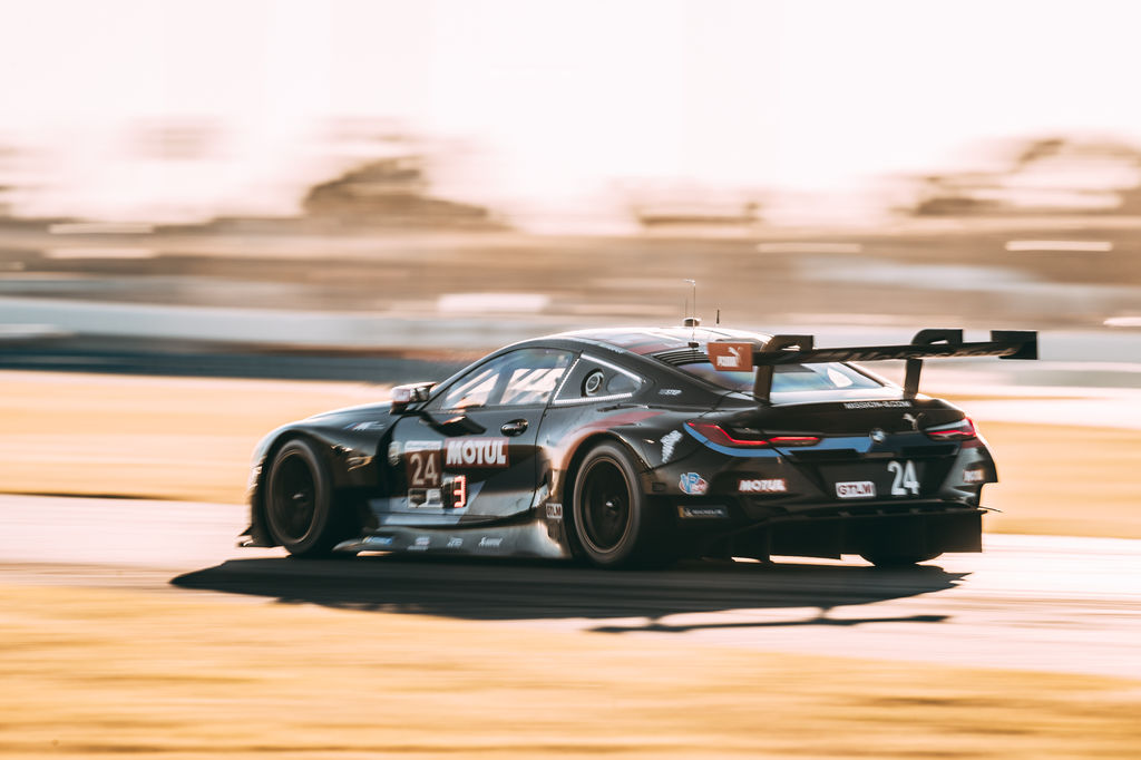 BMW is or has been present in almost every form of motorsport, is it all at the benefit of development and future proofing the brand?