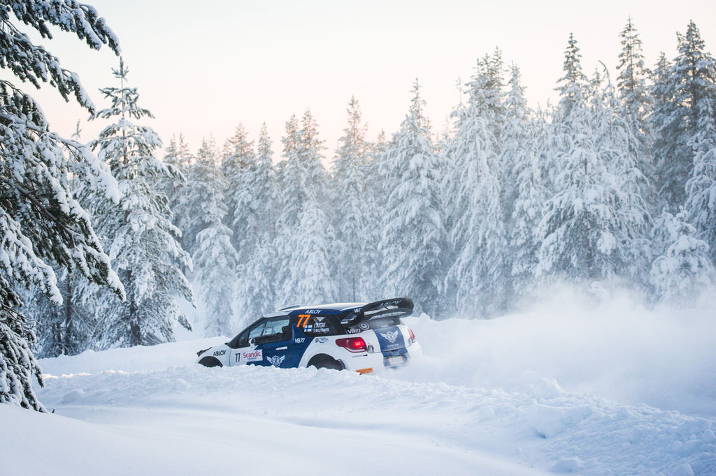 Which is your favourite of the six rounds – do you prefer the winter stages or the summer ones?