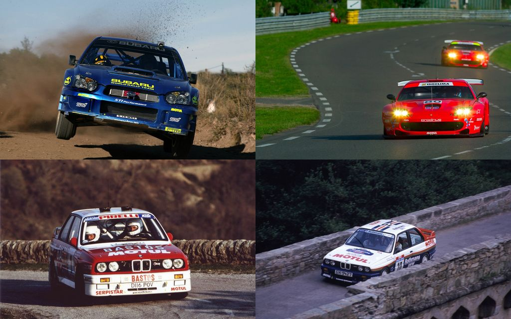 Meet Prodrive: the garage for legendary racing cars