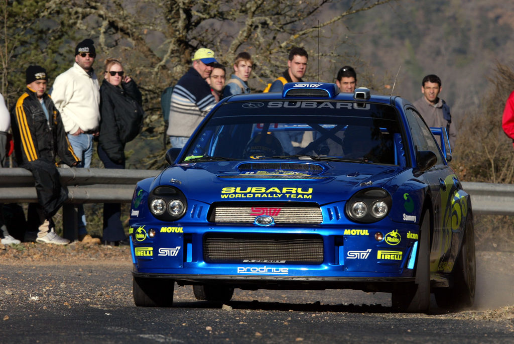 Paul Howart: we can rebuild your car to precisely the specifications of Colin McRae's car
